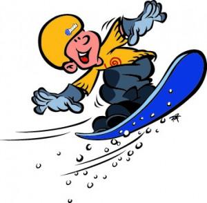 Junis snowboard